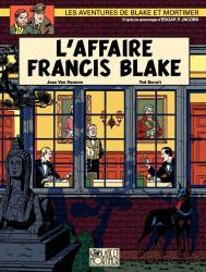 Bd l affairefrancis blake tome13