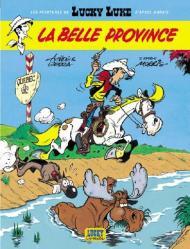Bd lucky luke la belle province