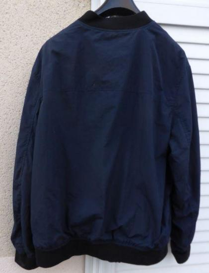 Blouson bleu marine kiabi taille 3 xl v