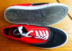 Chaussures imitation vans t 44 2