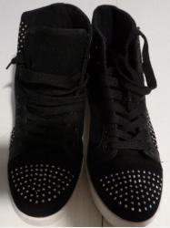 Chaussures paillettes t40 devant