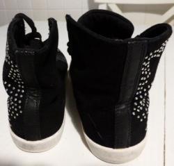 Chaussures paillettes t40 dos