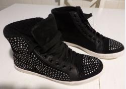 Chaussures paillettes t40 face