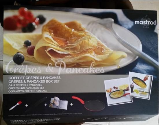 Coffret crepes et pancakes 1