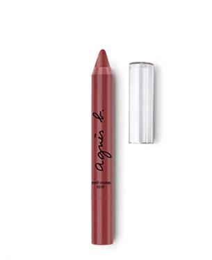 Crayon a levre creamy rouge collection les laques agnes b