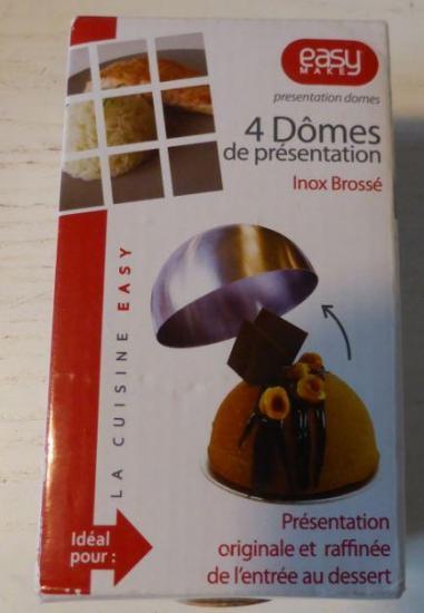 Dome inox