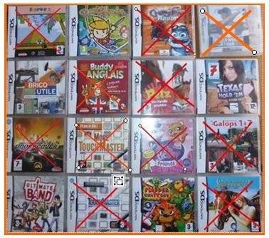 Ds 16 jeux complets 5