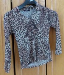 Haut leopard taille 2