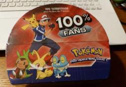 Jeu pokemon 100 fans r