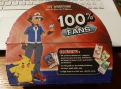 Jeu pokemon 100 fans v