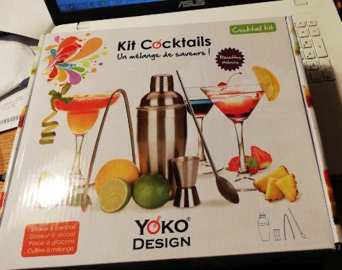 Kit cocktail yoko design