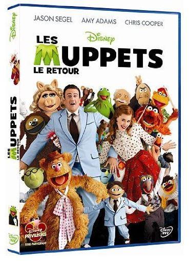 Les muppets le retour