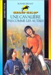 Livre grand galop une cavaliere pas comme les autres