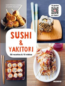 Livre sushi yakitori