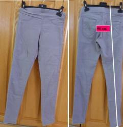 Lot b 3 de 3 jean gris sans braguette jennifer