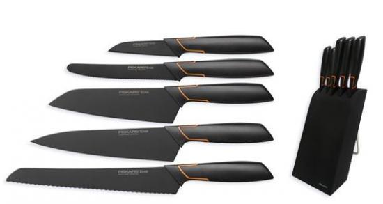 Lot fiskars couteaux