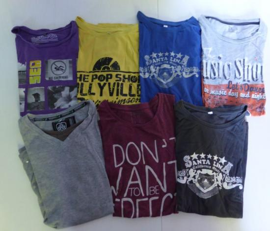 Lot n 2 7 t shirt homme t xl