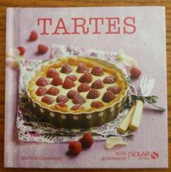 Mini livre les tartes
