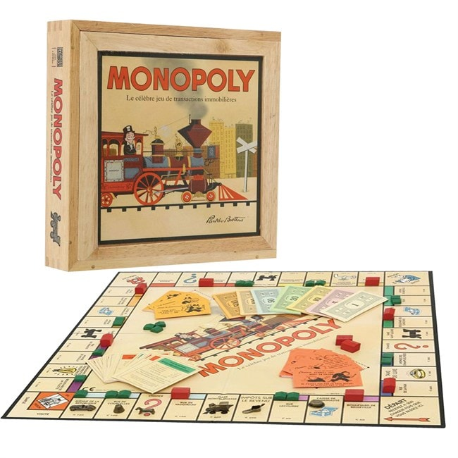 Monopoly nature et decouverte