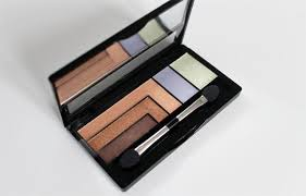 Palettes 5 ombres nympheas
