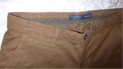 Pantalon c a garcon marron taille l etiquette