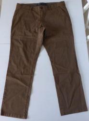 Pantalon c a garcon marron taille l r