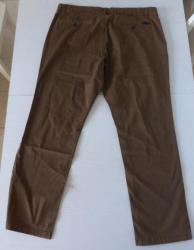 Pantalon c a garcon marron taille l v