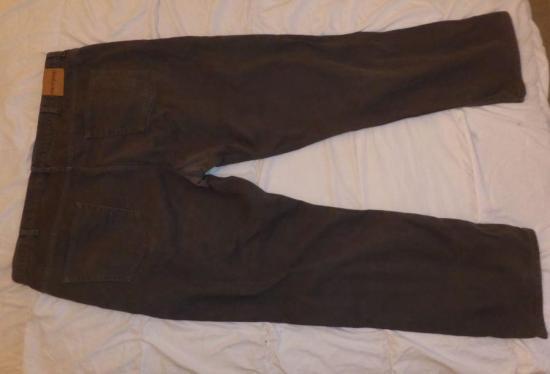 Pantalon homme gris kiabi taille 58 v jpg