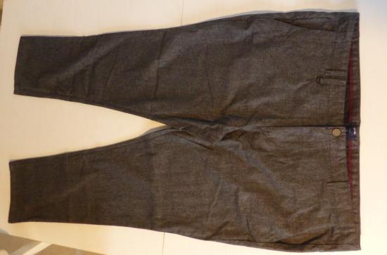 Pantalon homme kiabi gris chine t60 r