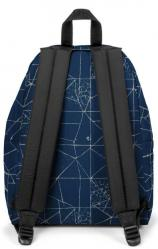 Sac a dos eastpak cracked blue 2