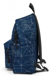 Sac a dos eastpak cracked blue3