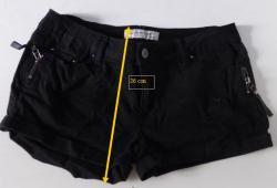 Short noir cindy taille 40 r