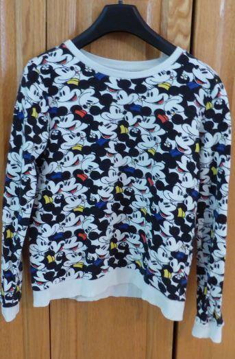Sweat disney taille s