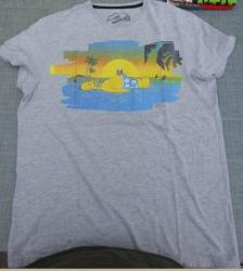 T shirt simpson gris xl