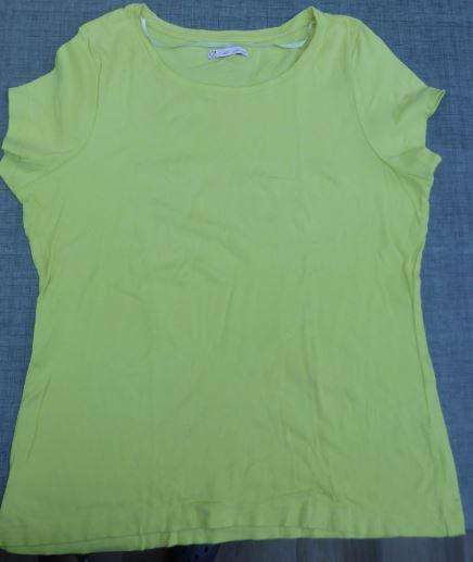 T shirt vert anis 3 xl marque gemo