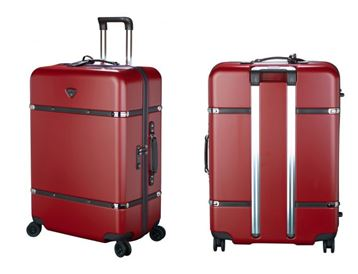 Valise jump cassis 8302 r