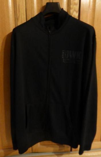 Veste homme noire owk coton taille 4 xl r