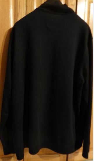 Veste homme noire owk coton taille 4 xl v